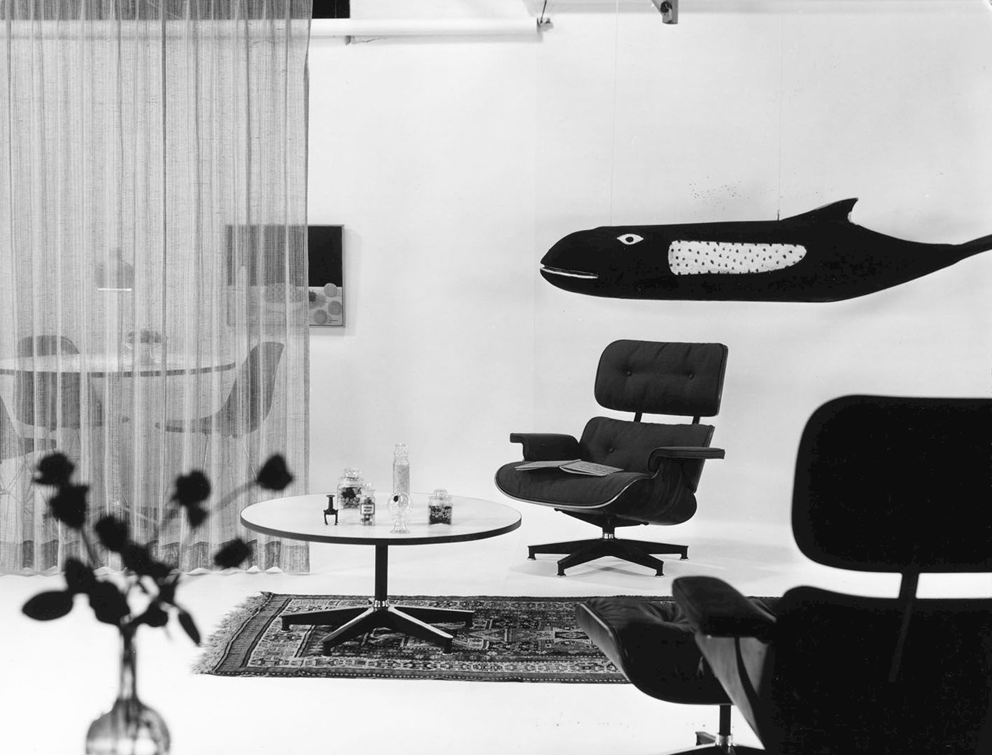 Vitra Eames Lounge Chair Vitra An Eames Lounge Chair In Fabric Really