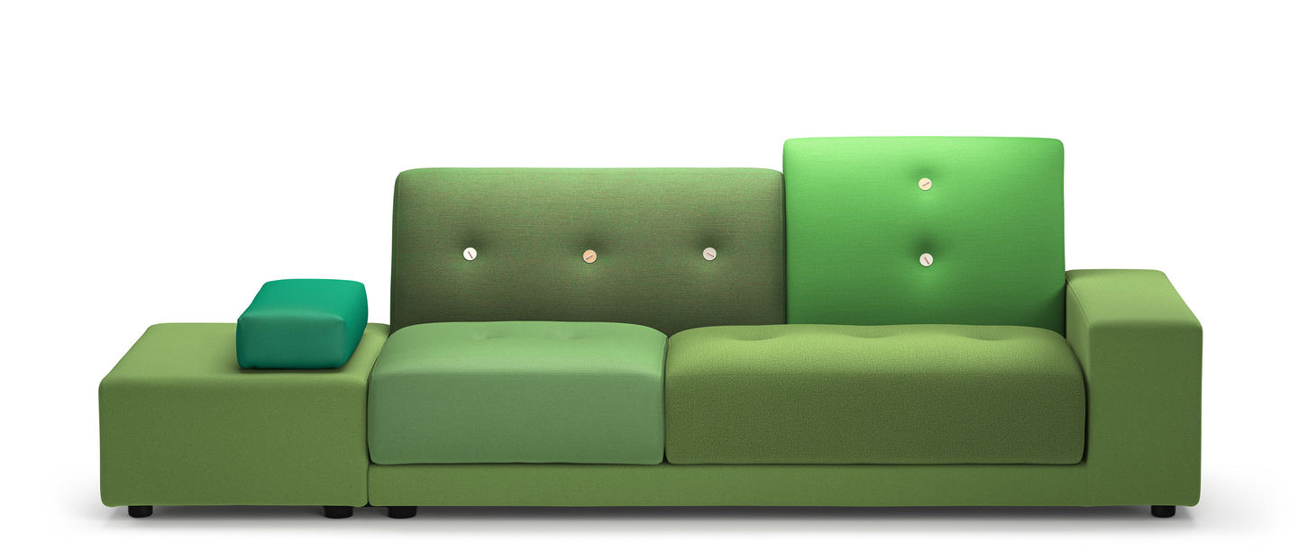 Sofa Berlin Design Vitra Polder Sofa