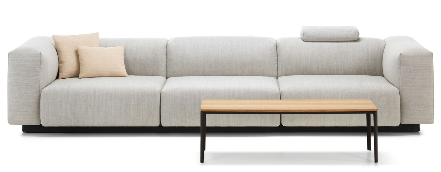Cheap Modular Lounges Vitra Soft Modular Sofa Three Seater
