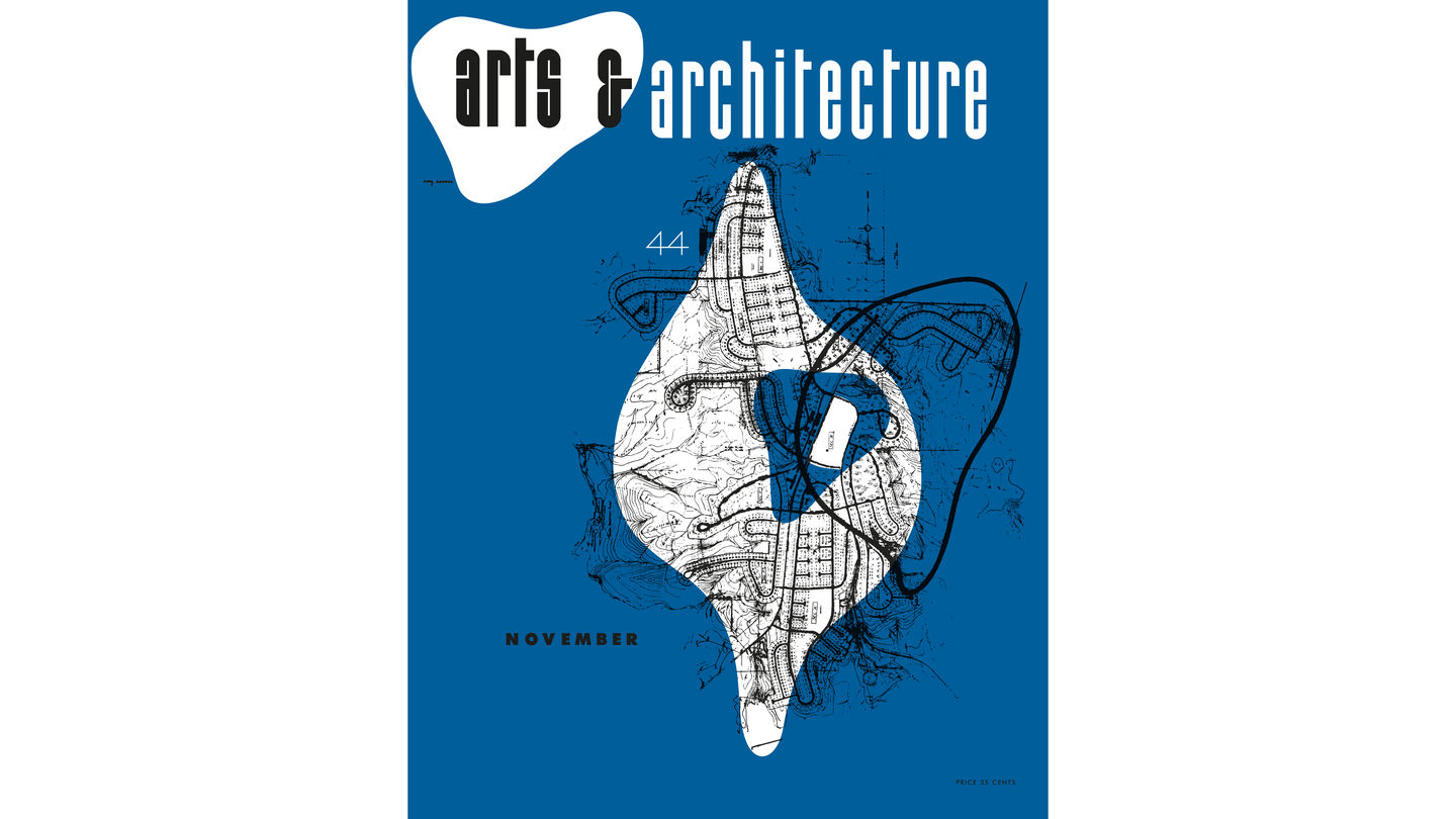 Vitra Chair Poster Vitra Cover Print November 1944