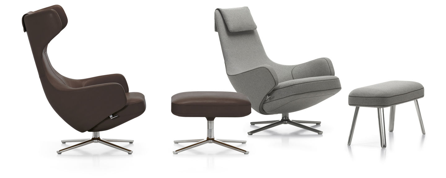 Sessel Curry Vitra Repos Grand Repos