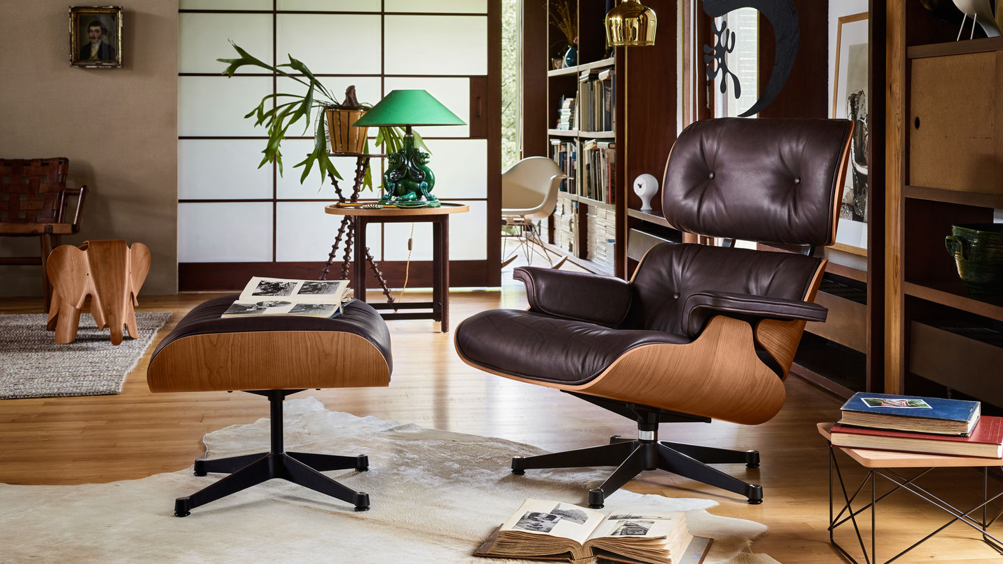 Sofa Eames Lounge Vitra Lounge Chair And Ottoman