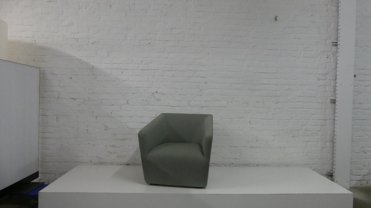 Sessel Outlet Outlet Vitra Sessel Occasional Lounge Chair Stoff