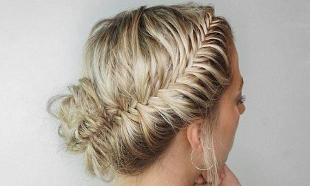23 Best Fishtail Braids on Instagram 15
