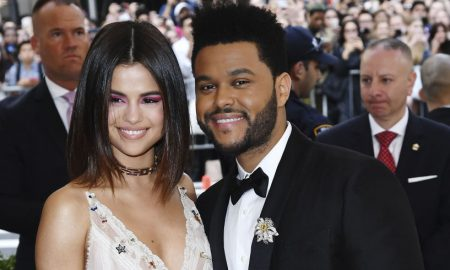 Selena Gomez, The Weeknd - Getty Images