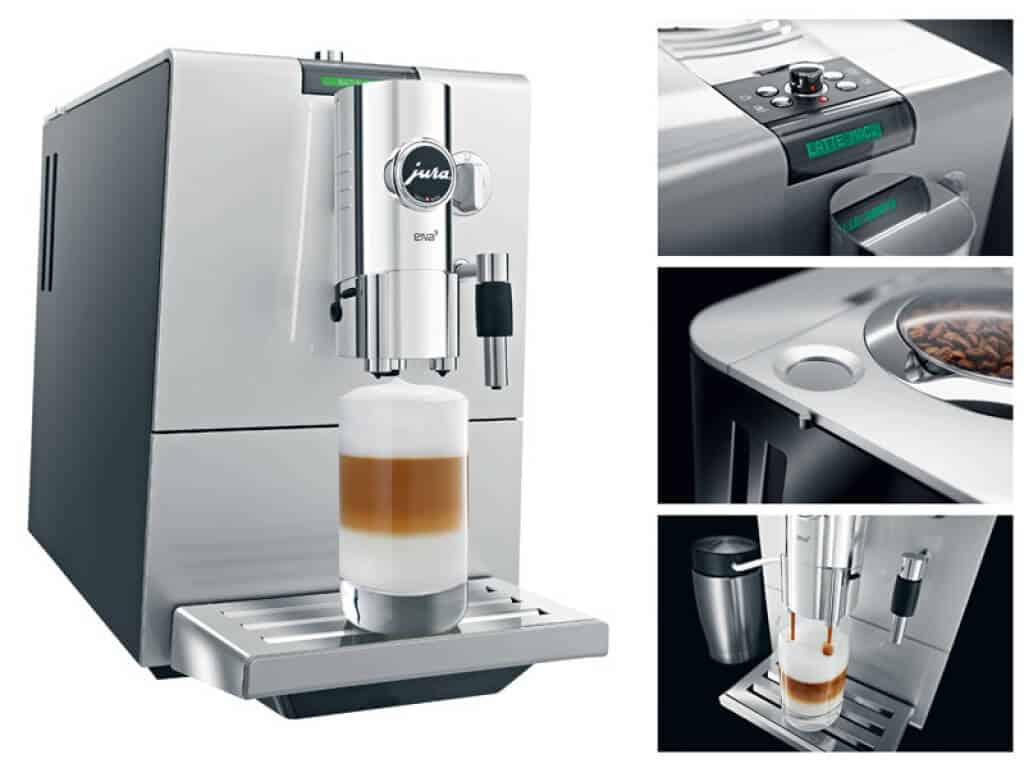 Jura Koffiemachine Jura Ena 9 One Touch Review Een Espressomachine Van