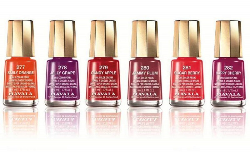 Swiss Beauty Brand Mavala Introduces The Jelly Effect
