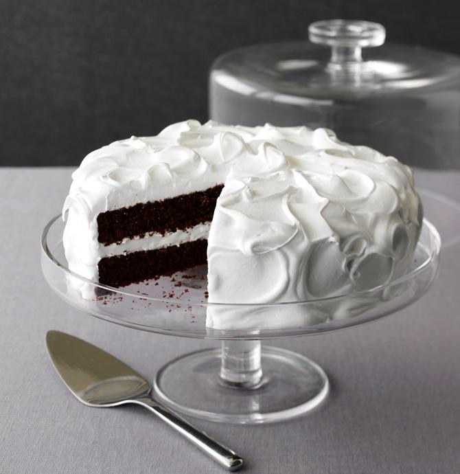 Nick Malgieri'S Old Fashioned Devil'S Food Cake - Vivamost!