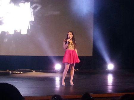 Show Larissa Manoela Em Bh
