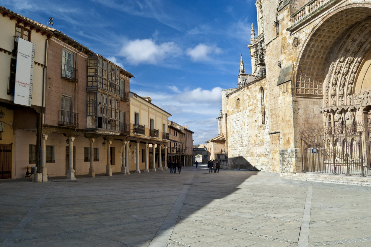 The Camino Soriano Stages And History Of This Jacobean Route Vivecamino
