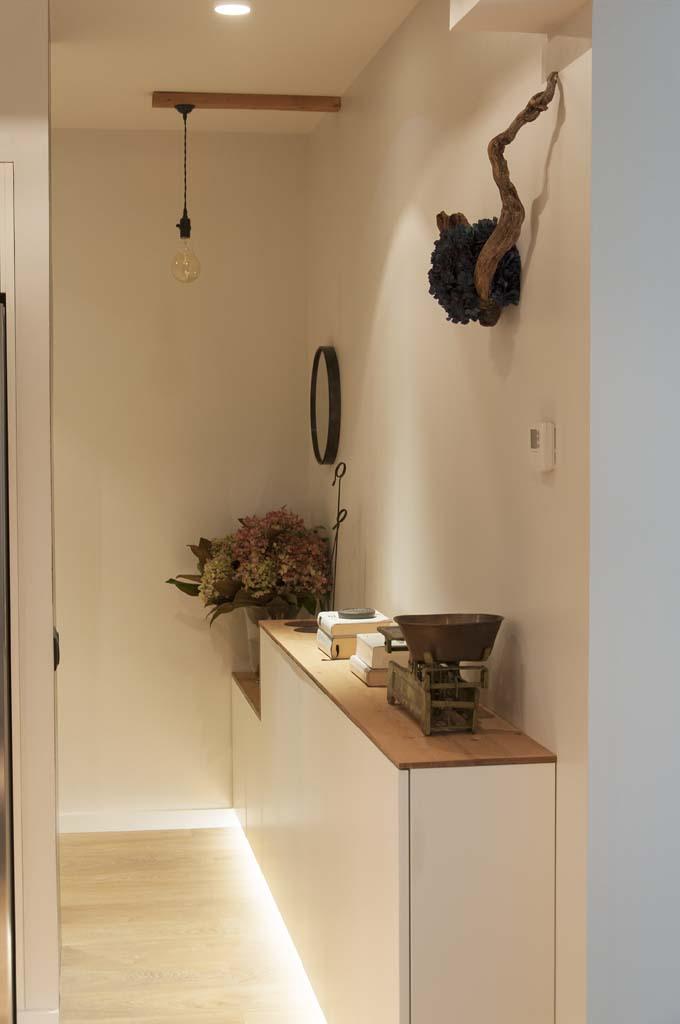 Reforma interiorismo piso eixample barcelona - Tu mueble barcelona ...