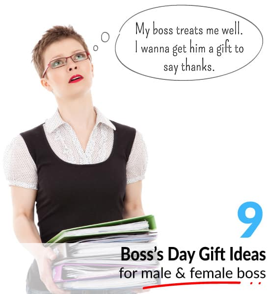 Boss Day 9 Gift Ideas For Your Boss Vivid 39 S