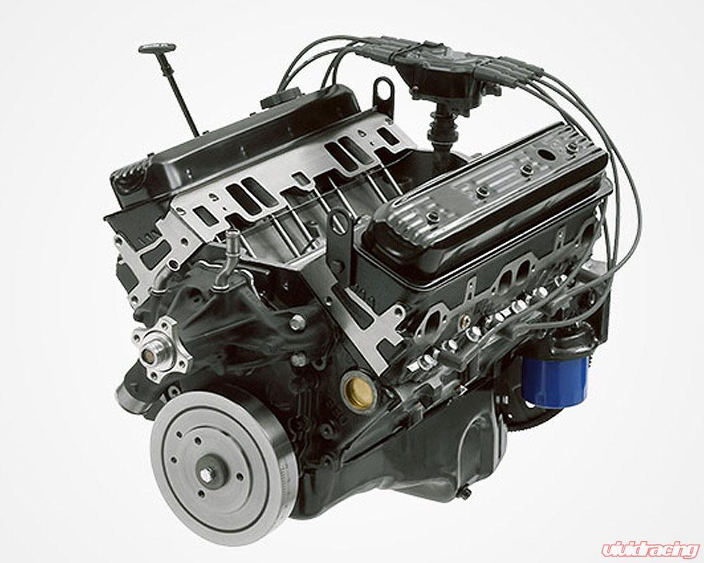 Crate Motors Chevrolet Performance Ht383e Small Block V 8 Crate Engine