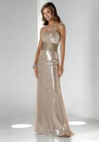 2010 Exotic Elegant Strapless Prom Dresses 1