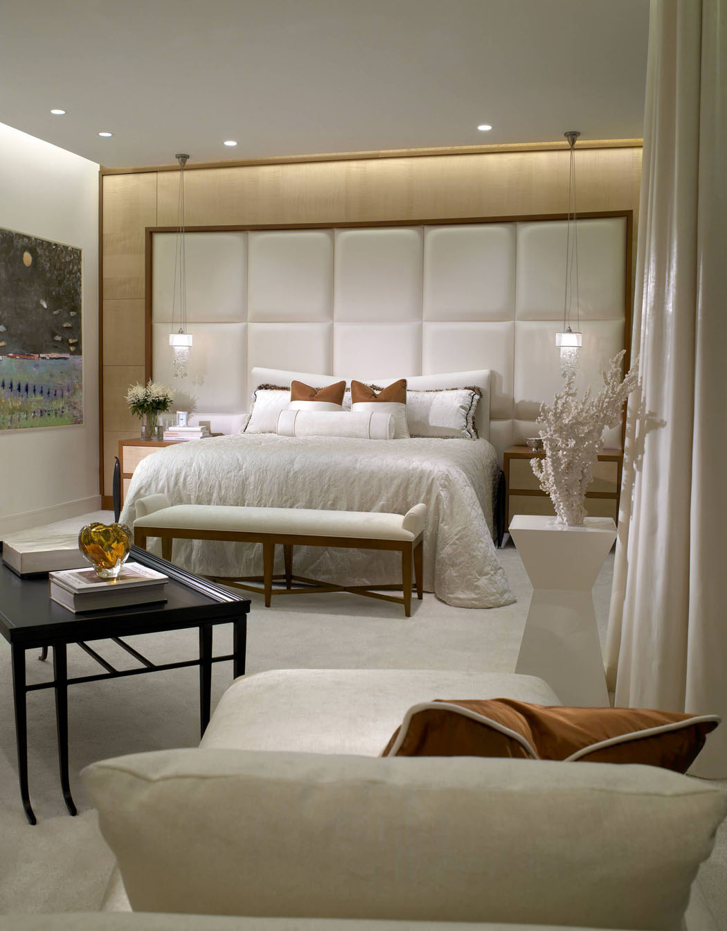 Big Bedroom Decorating Ideas Résidence De Vacances Luxueuse à Miami Avec Splendide Vue