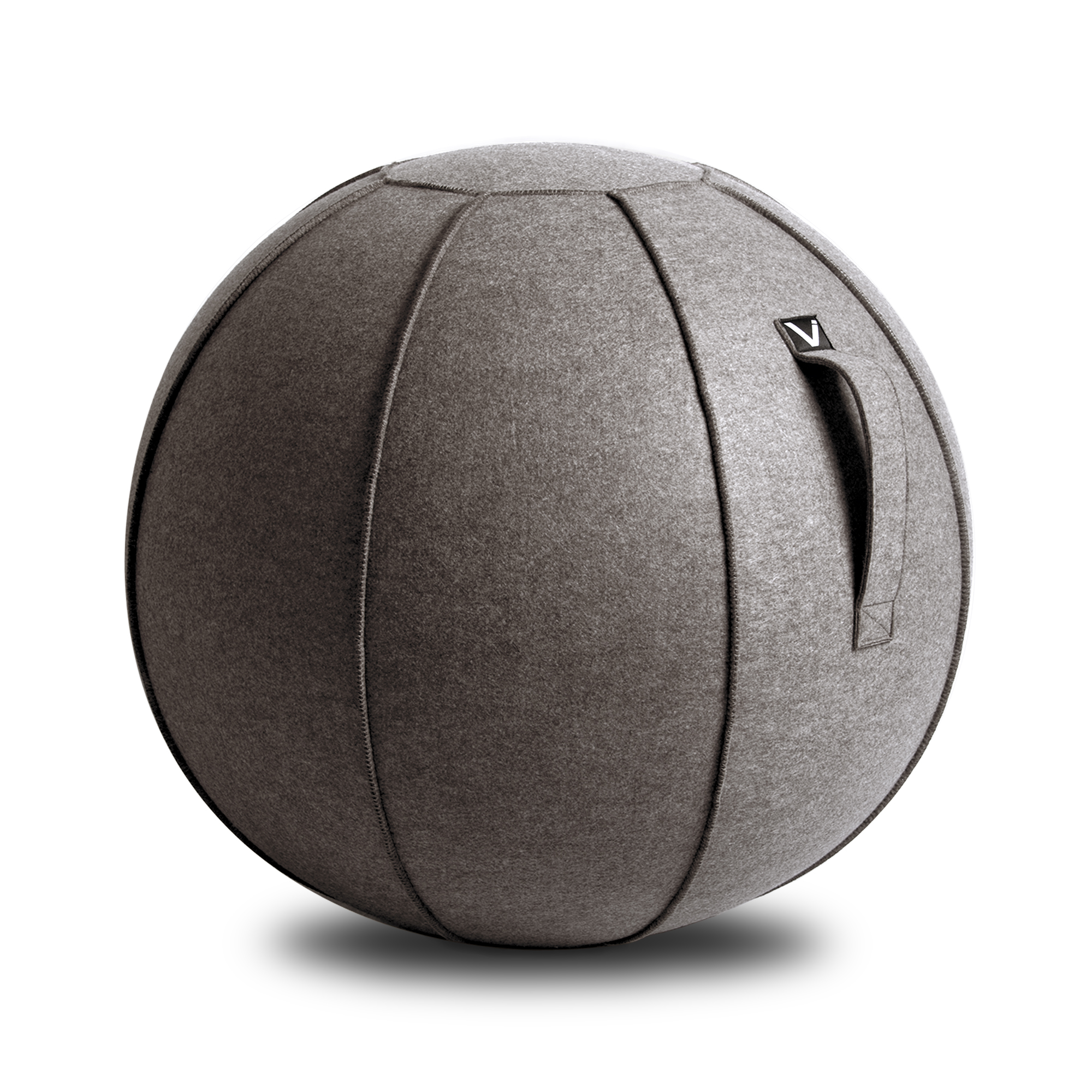 Ball Chair Office Chair Swiss Ball Pilates Physio Ball Exercise Ball Fintess Balls Pilates Fitness Chair 65cm Luno In Clay By Vivora