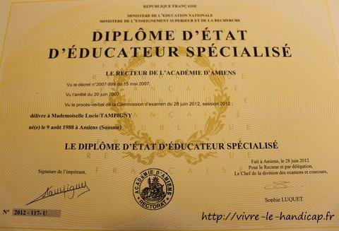 Educateur specialise
