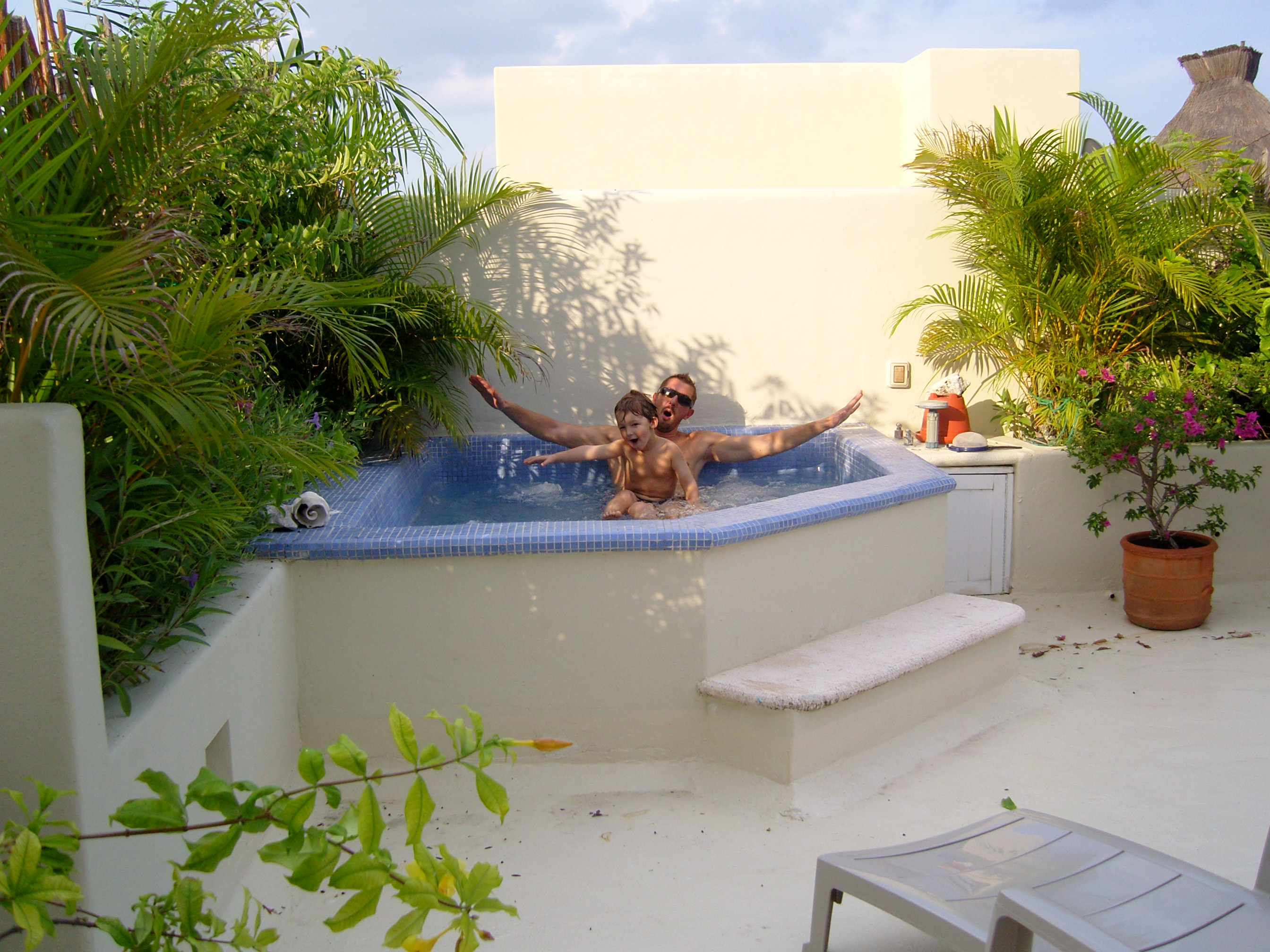 Jacuzzi Gonflable Sur Terrasse La Vida A Playa Just Another Wordpress Weblog Page 4