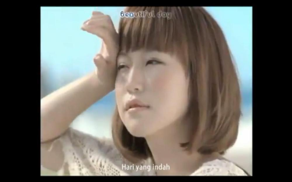yang ngebintangin iklan pocari sweat ternyata orang indonesia (2/2)