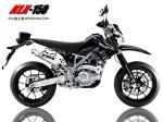 Modifikasi KLX Supermoto Motorcycle Custome Kawasaki Cc Motard