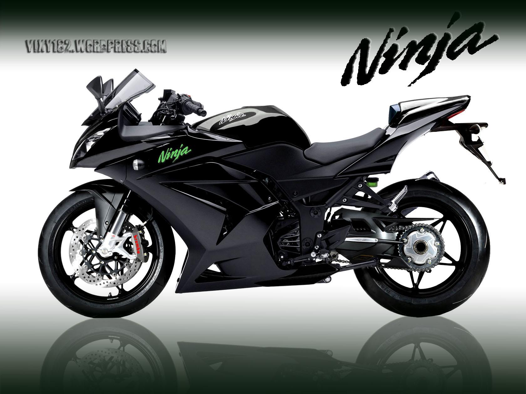 100 Gambar Motor Modifikasi Ninja 4 Tak Terbaru Dan Auto