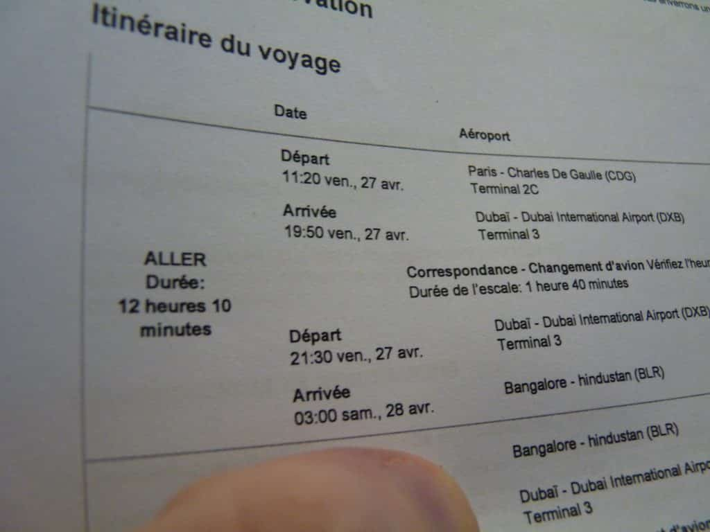 Billet Vol One Way Fly Le Service Pour Voyager Sans Billet Retour