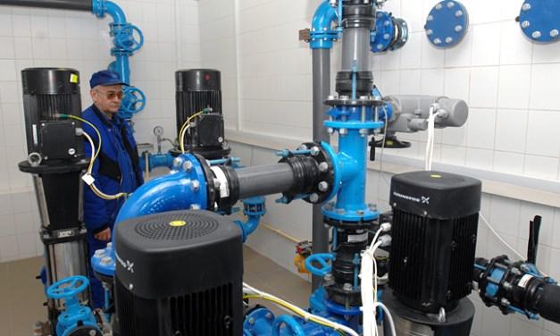 Vezetékes ivóvíz vízmintái