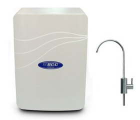 tartály nélküli fordított ozmózis víztisztító purepro 800DF