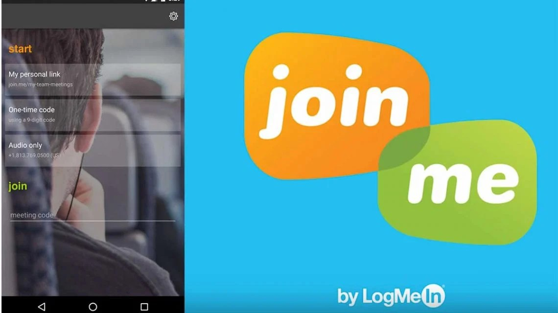 New joinme Android App Brings Free, Instant Screen Sharing to