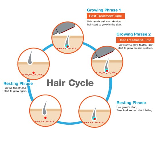 Hair Loss Treatment in Visakhapatnam, Andhra Pradesh, India - Hair