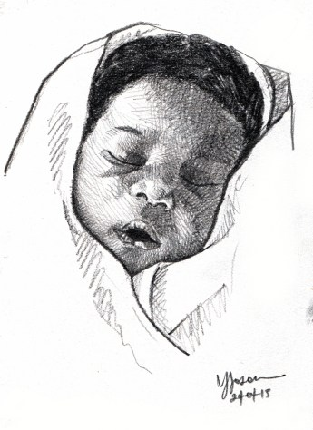 Infant Asleep