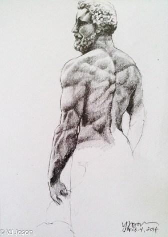 Herculean Back