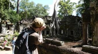 Ta Phrom. Siem Reap. Cambodia. November 2016. Lumix GF2.