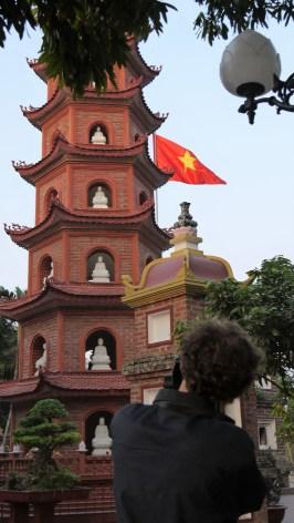 Truong Quoc. Hanoi. Vietnam. December 2016. Lumix GF2.