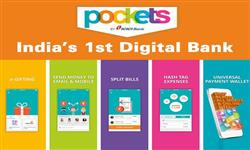 Pockets App Sign up Offers - Get Free Physical Visa Card Worth Rs. 149