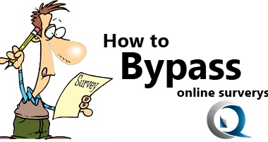 Tricks to Bypass Online Surveys Like Fileice Sites in 1 Minute