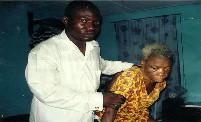 Nigerian Woman Who Battles Cancer Of The Anus Needs Urgent Help