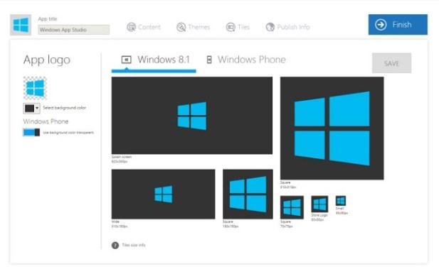 Microsoft cập nhật Windows App Studio với nhiều tính năng mới