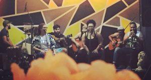 El grupo Mil raíces se presentó en Studio 124 en Ponce.