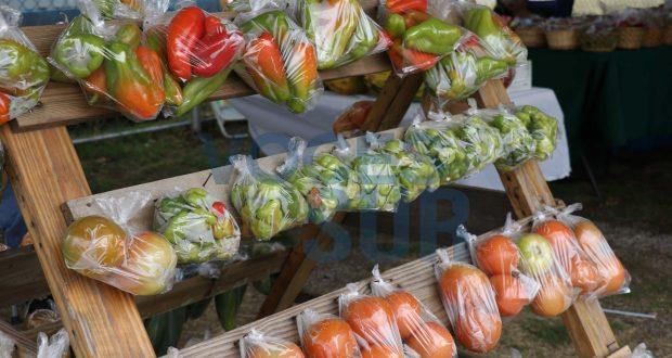La Fería Agrícola ofrecerá al público diversos tipos de alimentos en su mercado.