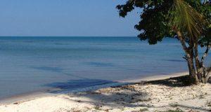 La playa Villa Lamela, en Cabo Rojo.