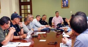 El alcalde de Cabo Rojo afina los detalles del plan de seguridad para la Noche de San Juan.