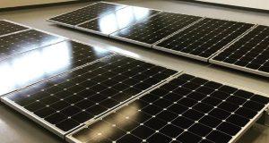 Placas solares de la empresa Solar Tech Universal .