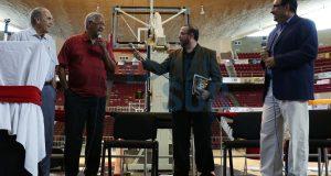 Jugadores de varias generaciones participaron del conversatorio sobre los 70 años de los Leones de Ponce.