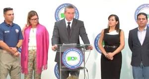 El gobernador Alejandro García Padilla hizo el anuncio hoy.