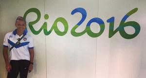 Estos son los primeros Juegos Olímpicos de Celiangely Morales.