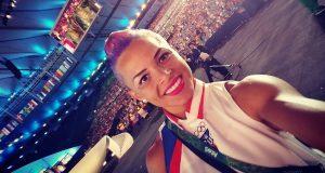 Celiangely Morales Meléndez ha compartido su experiencia en los Juegos Olímpicos Río 2016 a través de los medios sociales.