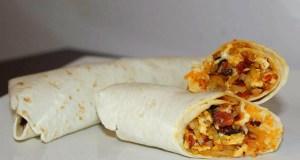 Burritos con chorizo. (Voces del Sur)