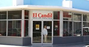 Librería El Candil en Ponce. (Voces del Sur)