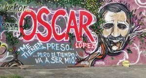 Arte urbano inspirado por Oscar López Rivera en el barrio Canas, en Ponce. (Flickr / Tito Caraballo)